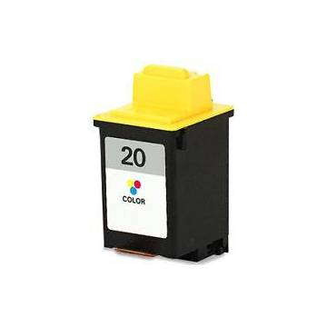 30ml reciclado color Lexmark x63 x70 x83 20