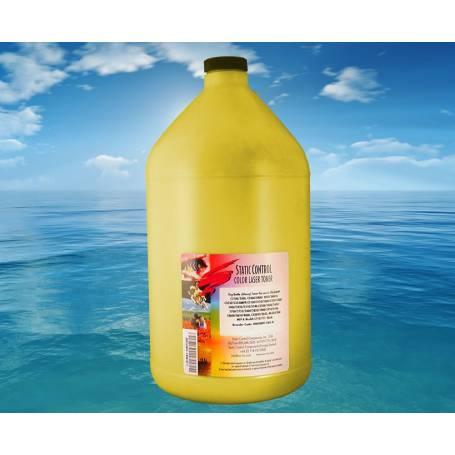 Oki C3100 C3200 C5100 C5150 C5200 C5250 C5300 C5510 C5540 C5400 C5450 10 recargas toner amarillo brillo 1.000 gr.