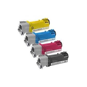 Magenta reciclado Dell 2150cn 2150cdn 2155cn 2155cdn 2.5k 593 11033