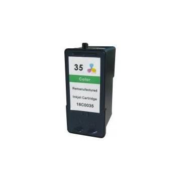 REG.para Lexmark X5250 X5270 X8350 Z810 Z818 N°35