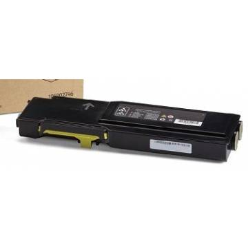 Amarillo compatible para Xerox workcentre 6655 7.5k 106r02746