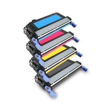 HP 643A tóner amarillo reciclado para Hp 4700 4730 10k HP Q5952A