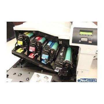 HP 307A tóner cian reciclado Hp cp5200 5220 cp52225dn 5225n 5225xh 7,3k 307a