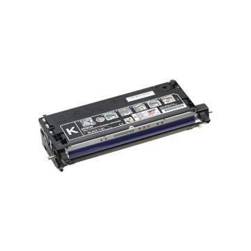 Negro s051161 reciclado para Epson c2800 n c2800 dn c2800 dTN. 8k