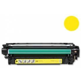 Amarillo regenerado para HP M551N, M551DN, M551XH.6K CE507A