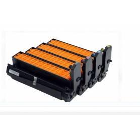 4 Tambores reciclados para Oki ES6410 CMYK