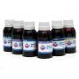 pack 6 botellas 250 ml tinta pigmentada para plotter Epson bkcmyCcMc
