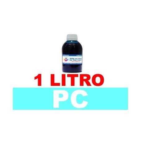 1000 ml. tinta cian Light pigmentada plotter Epson