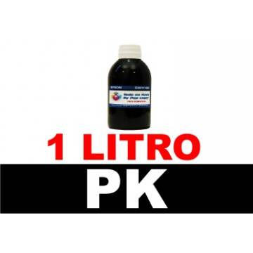 1000 ml. tinta negra photo pigmentada tipo k3 para plotter Epson