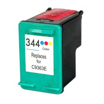 HP 344 18ml reciclado color Hp Deskjet 460xx 5740 5745 6520 c9363e