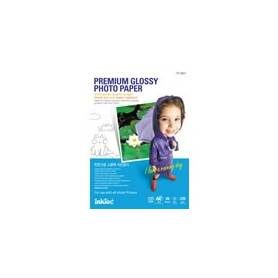 Papel Inktec premium glossy foto A4 270 gr. 20 hojas
