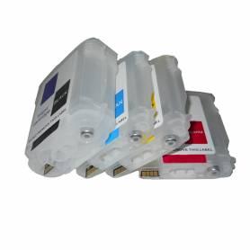 Para Hp 88 magenta cartucho recargable autoreseteable ( para Hp c9387)