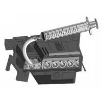 Kit limpiador de inyectores