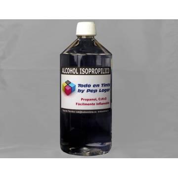 Alcohol isopropílico 100 ml.