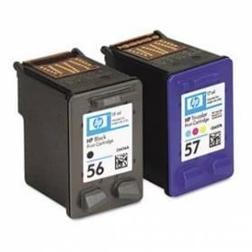 Maxi Kit Pro Hp 21 HP 27 Hp 56 HP 22, Hp 28, Hp 57 recargas negro y color