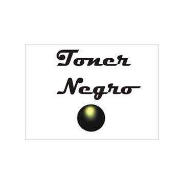6 recargas de tóner para Oki color cm3520 cm3530 1 botella de 500 g. de tóner negro mate borrador
