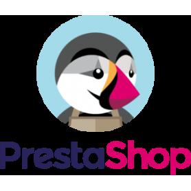 Hosting y soporte técnico Prestashop 1 AÑO
