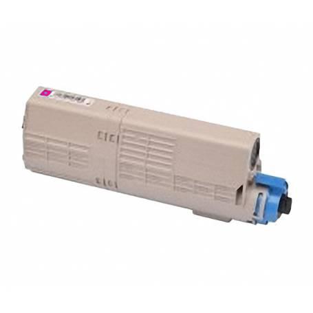Cartucho magenta reciclado Oki C532 C542 MC563 MC573 8.000 pag.