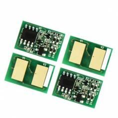 Para Oki C532 C542 MC563 MC573 Chip magenta alta capacidad