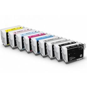 32Ml Pigment compatible Cian light tEpson SureColor SC-P600 C13T76054010