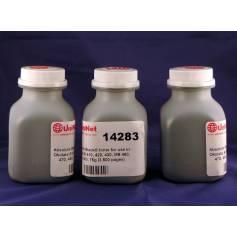 Oki B401 recargas de toner especifico 3 botellas de toner + 3 chips