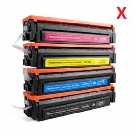 Amarillo compatible Hp Color pro M280,M281,M254-2.5K 203X