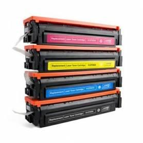 Amarillo compatible Hp Color pro M280,M281,M254-1.3K 203A