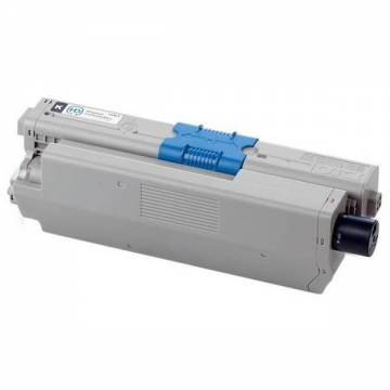para Oki C310 C330 MC352 MC362 cartucho toner negro reciclado 3.000 pag.