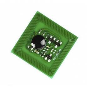 Para Xerox Color C60 C70 C75 chip cartucho cian