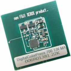 Para Xerox 700i, 700 Digital Color Press chip tambor color