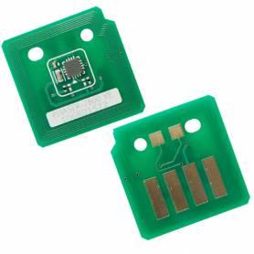 Para Xerox Phaser 7800/ 7800 DN/ 7800 DX y 7800 GX chip amarillo 106r01568