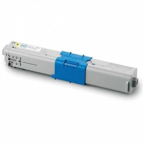Oki C510 C511 C530 C531 MC561 MC562 cartucho toner magenta reciclado 5.000 paginas