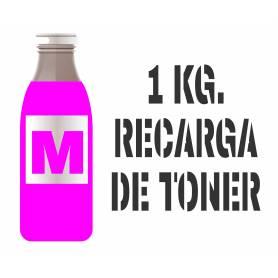 Para Xerox WorkCentre 7830 7835 7845 7855 recargas tóner magenta 1 kg.