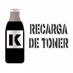 3 botellas tóner recarga para Brother TN1050 TN2000 TN2010 TN2120 TN2220 TN2310 TN6300 TN6600
