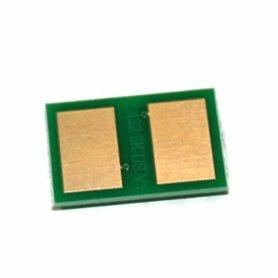 Para Oki c332 mc363 chip amarillo 3k para recarga y reseteo de tóner