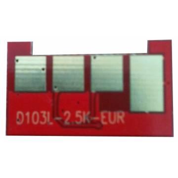 Samsung scx 4728 scx 4729 ml 2955 chip mlt d103 2 5k