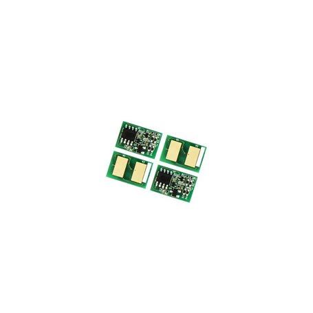 Chip tambor Oki ES9431 ES9541 color amarillo 40K
