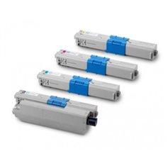Para Oki C332 MC363 cartucho compatible magenta