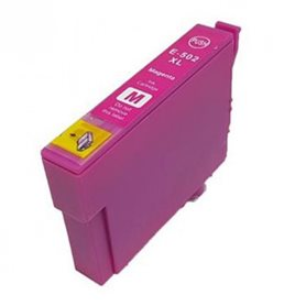 502 XL Magenta Compatible WF-2860 ,2865, XP-5100, 5105 -0.47K