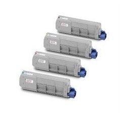 Cartucho Magenta reciclado OKI C824 C834 C844 5K 47095702