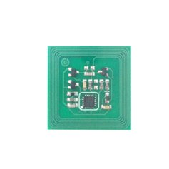 Para Xerox Color 550 560 570 chip metered cartucho cian 006R01524