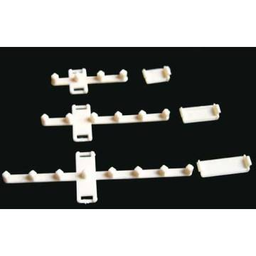 CISS repuesto anclaje de cartuchos y tubos para 6 tubos
