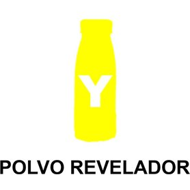 Polvo revelador para Xerox Docucolor 240 242 250 252 260 700 c70 C7800 WC7835 amarillo botella 50 gr.