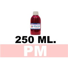 botella 250 ml. tinta Photo magenta pigmentada para Canon PFI-107