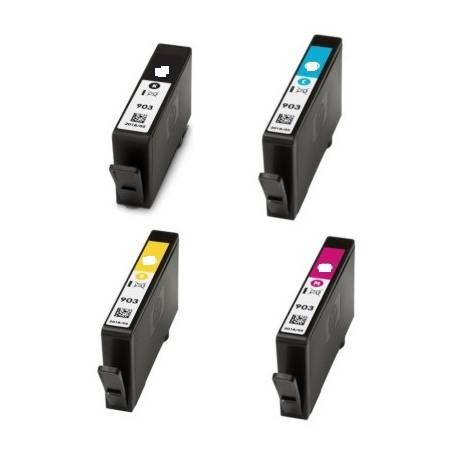 HP 903XL / 907XL Cian compatible reciclado