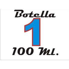 100 ml. de tinta de sublimación cian para plotters 42 pulgadas