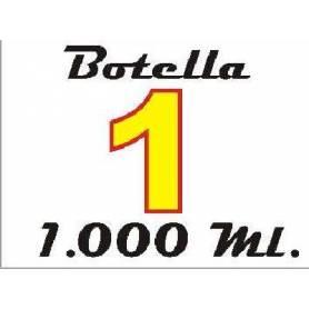 1 L. tinta amarilla colorante Sensient para cartucho Lexmark