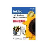 Papel InkTec HQ. 105 gr. A3. 100 hojas