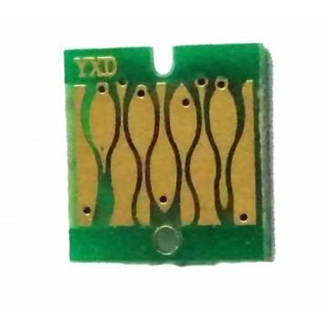 Chip autoreseteable Epson Sure color t3000 t5000 t7000 una unidad