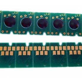 chip de 7 contactos para plotter Epson,